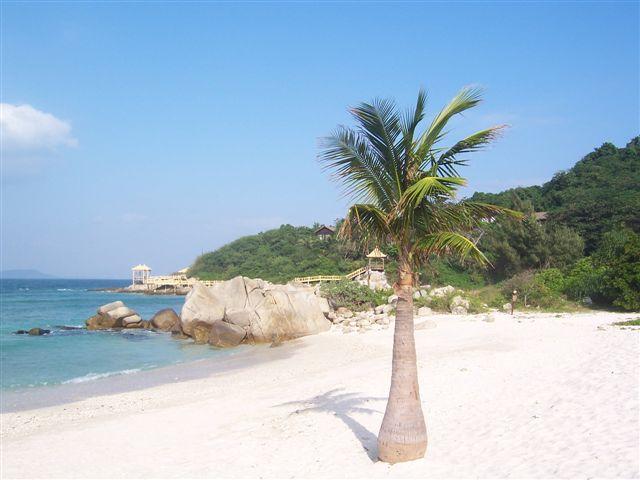 蜈支洲岛度假中心景区图片