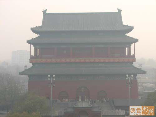 北京胡同一日游--白塔寺--钟鼓楼--烟袋斜街--后海.