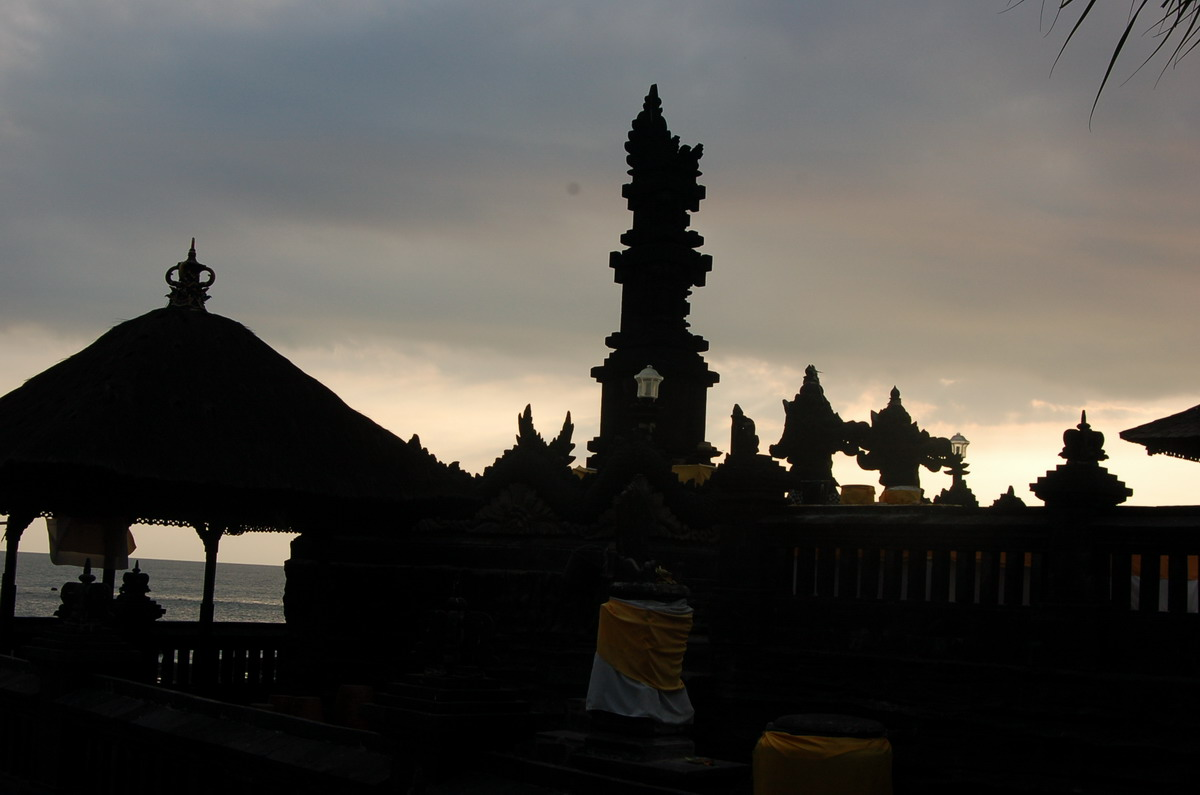 巴厘纪行之(三)海神庙的黄昏