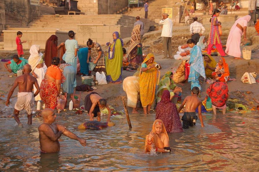 印度―背包客的终极之旅(圣城瓦拉那西5)