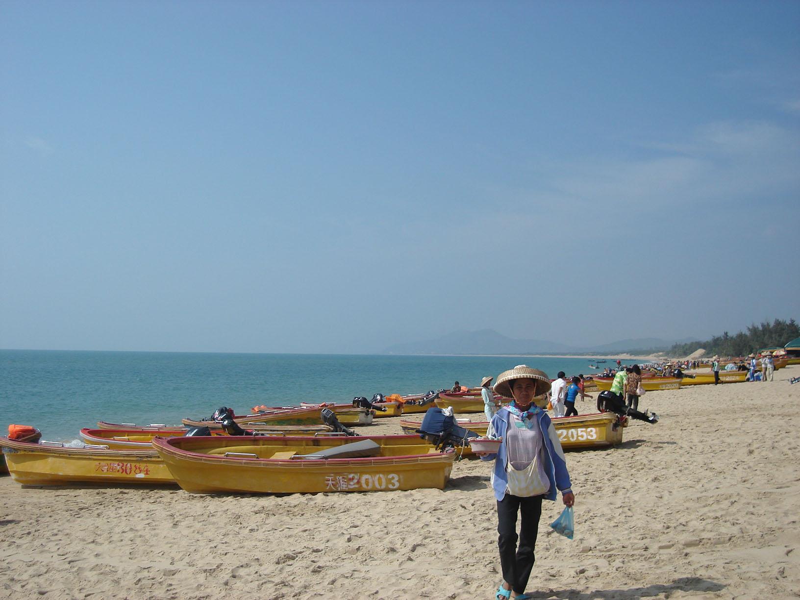 广州海边旅游景点排行