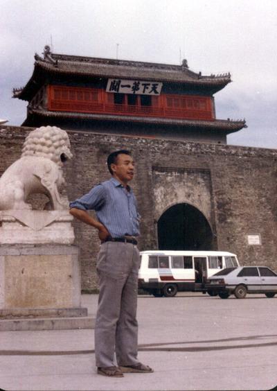 秦皇岛旅游攻略 山海关:历史在这里凝固  代代频修垂远古,今人谁辨旧