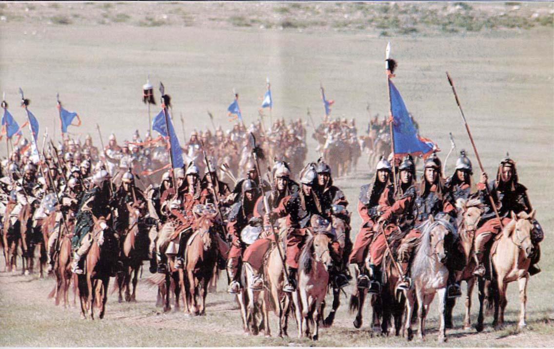 欧洲重骑兵的噩梦:像牛群一样被蒙古骑兵逐杀 - hubao.an - hubao.an的博客