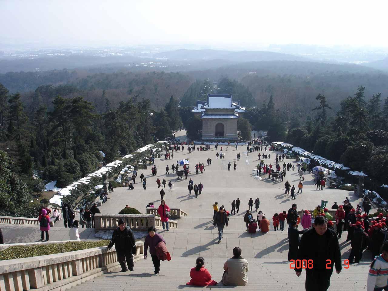 春节中国之旅-南京旅游攻略-旅游攻略-南京地录取攻略志愿图片