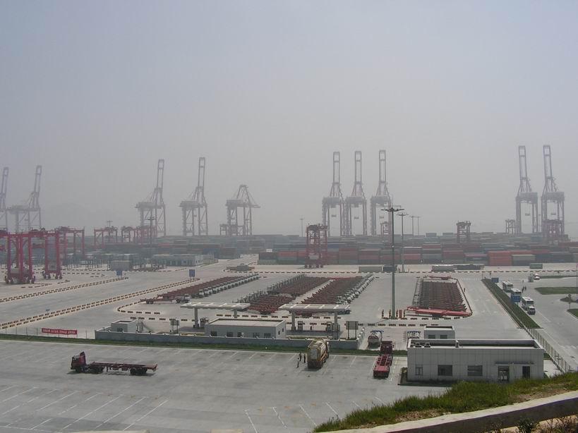 东海大桥——洋山深水港