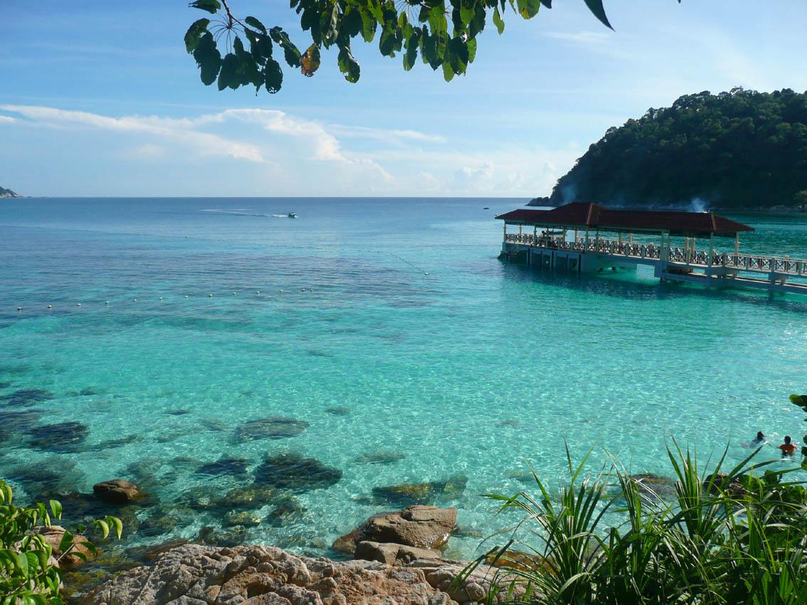 热浪岛和停泊岛-全