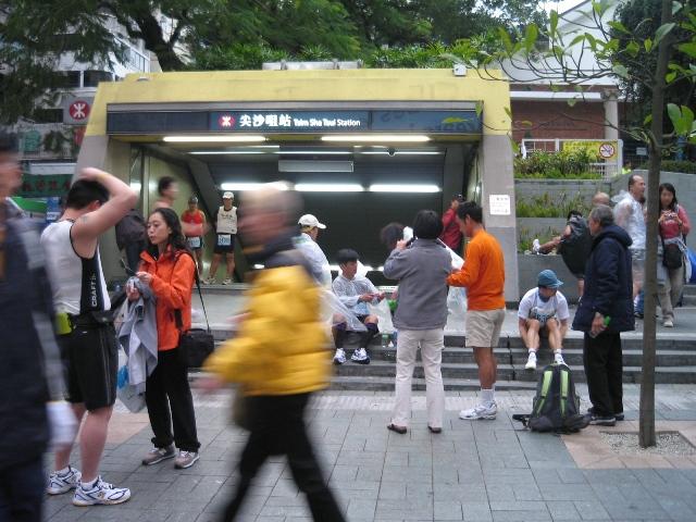 香港渣打马拉松2008摘录 三