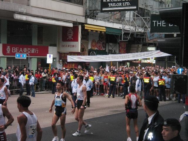 香港渣打马拉松2008摘录 三 h112200韩国印