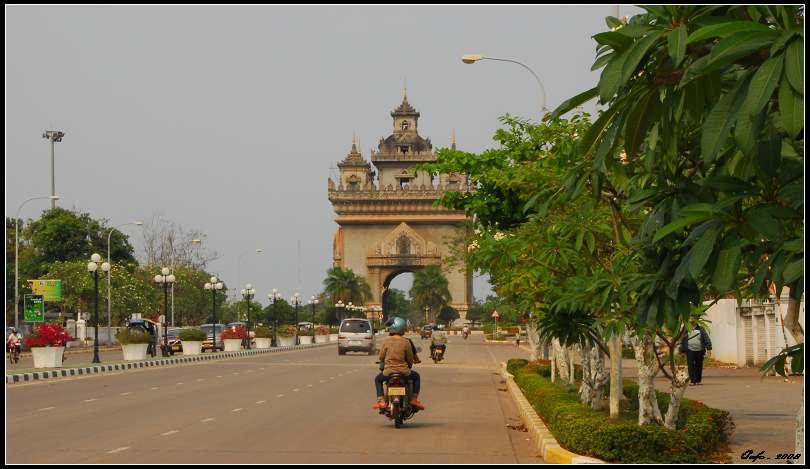老挝首都万象(3)