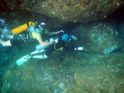神奇的水底——越南芽庄潜水