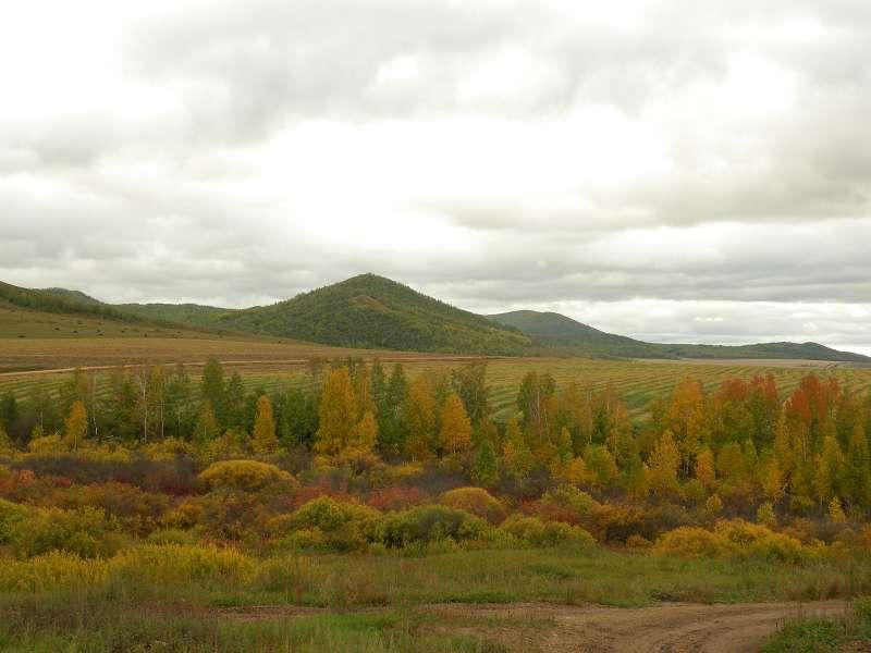 九月,美丽的大草原,美丽的大兴安岭(3) - 呼和浩特