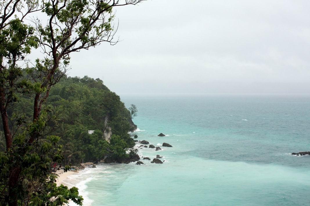 大海风景帅哥图片