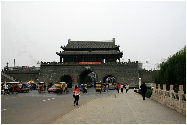 六安旅游攻略 皖北访古自驾游(八)——寿县  寿县其他景点还有八公山