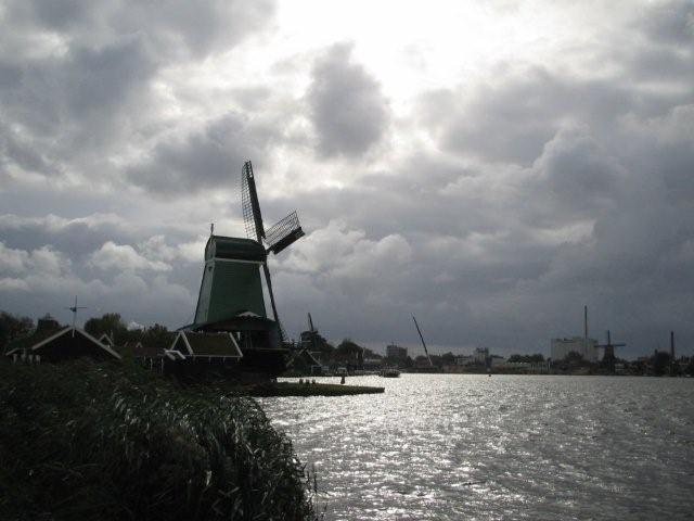 (荷兰大风车)