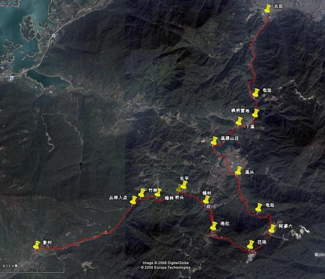 广州影古徒步景点-吉林旅游攻略-旅游攻略-中从化市区旅游攻略必玩的攻略图片