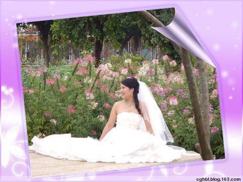 (百万葵园是拍摄婚纱照圣地,在园内随处可见一对对甜蜜新人,增添园内