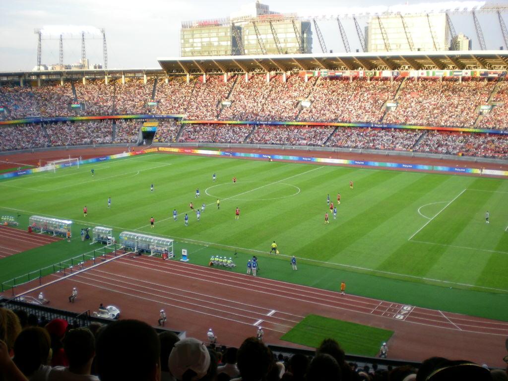 我的2008北京奥运经历