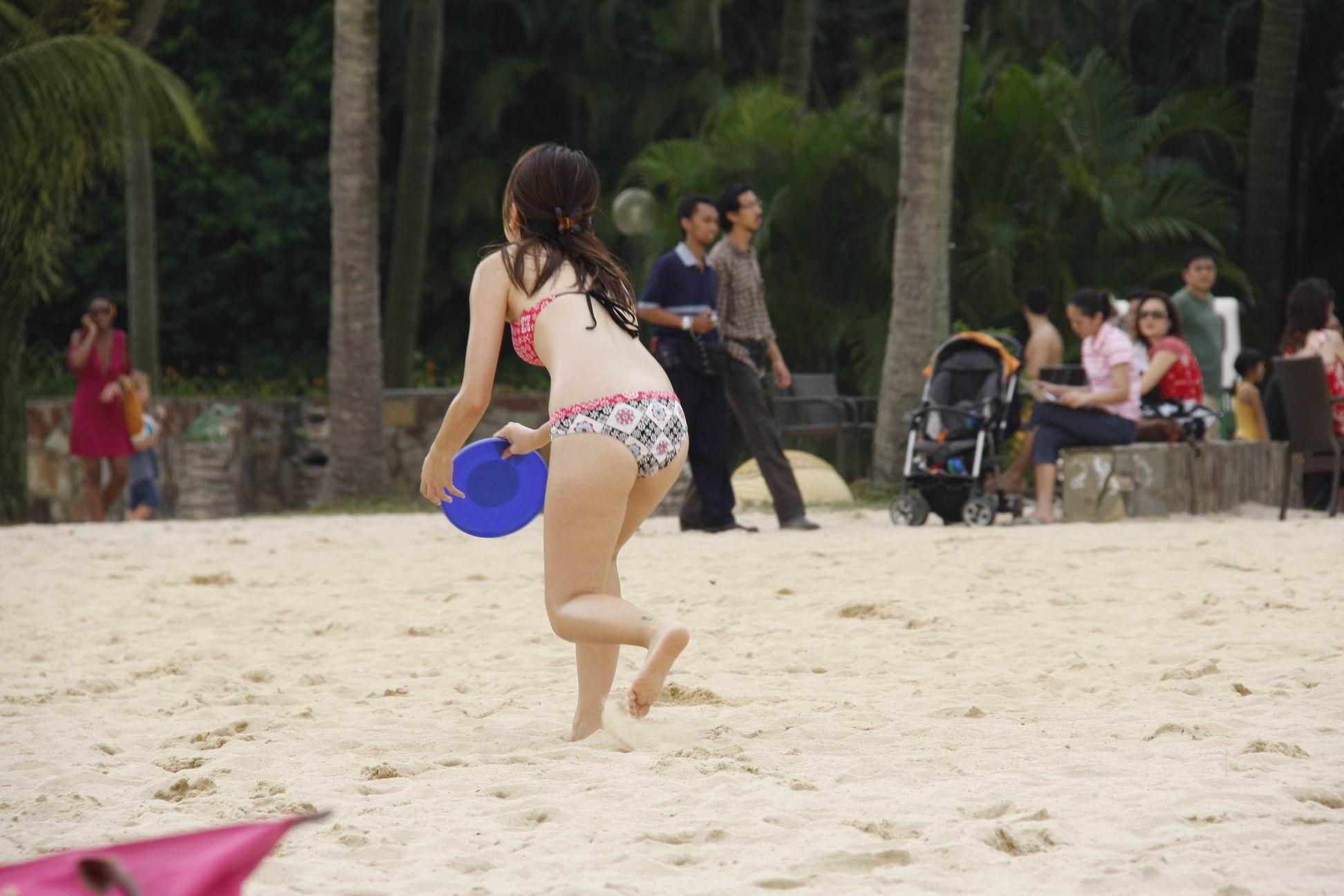 东南亚美女塔丽娜全部色�_环游东南亚16--新加坡 2月7日 乌节路 圣淘沙