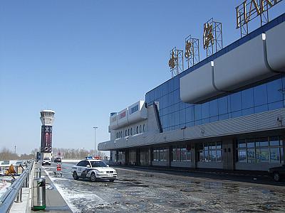春游哈尔滨(五);; (太平国际机场);