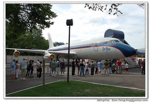 私人飞机, 以女儿的名字命名)