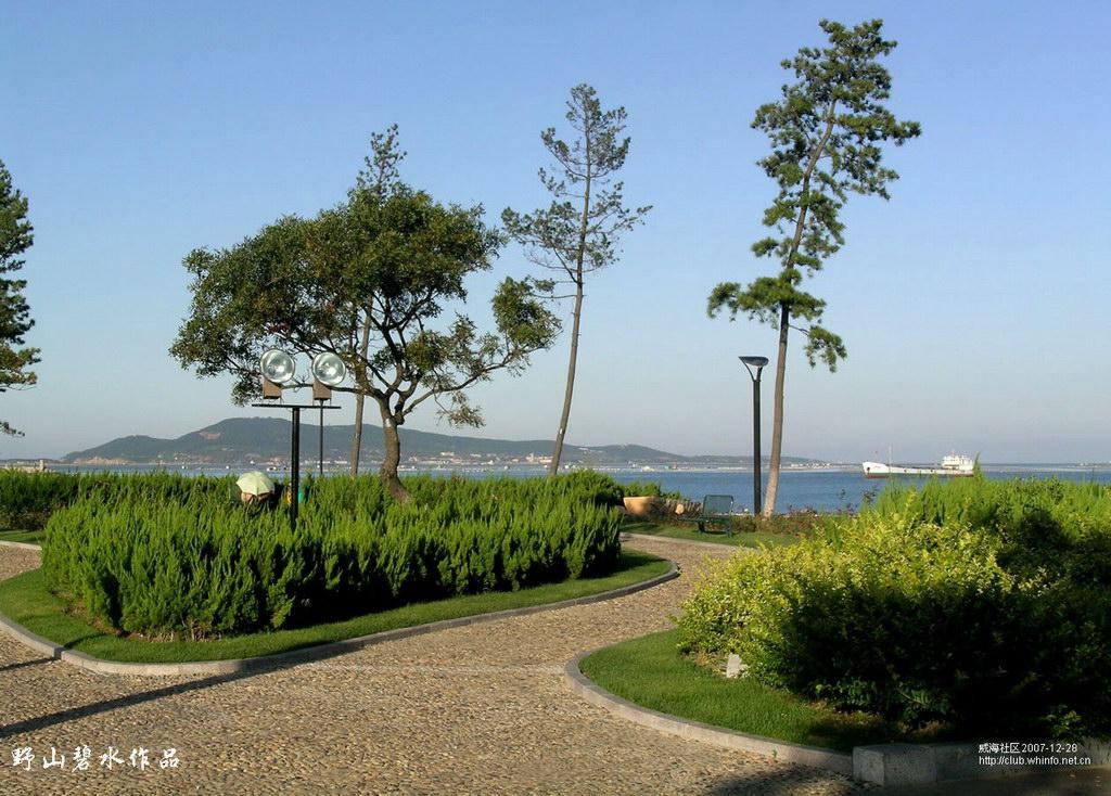 山东威海旅游全攻略,附美丽的海滨阴阳照片_威神仙道王攻略风景图片