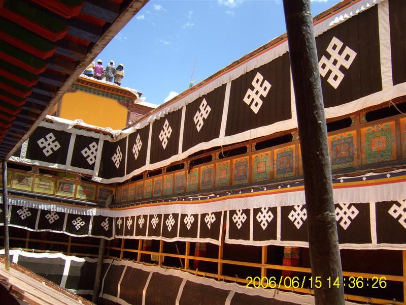 西藏     拉萨市     布达拉宫 - 海阔山遥 - .