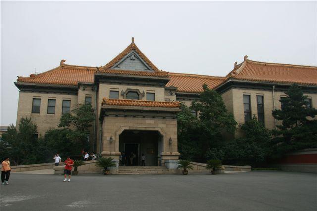 悠悠大清二百年--2009年7月四日洛阳沈阳游(超长春白云山宾馆家庭住宿攻略图片