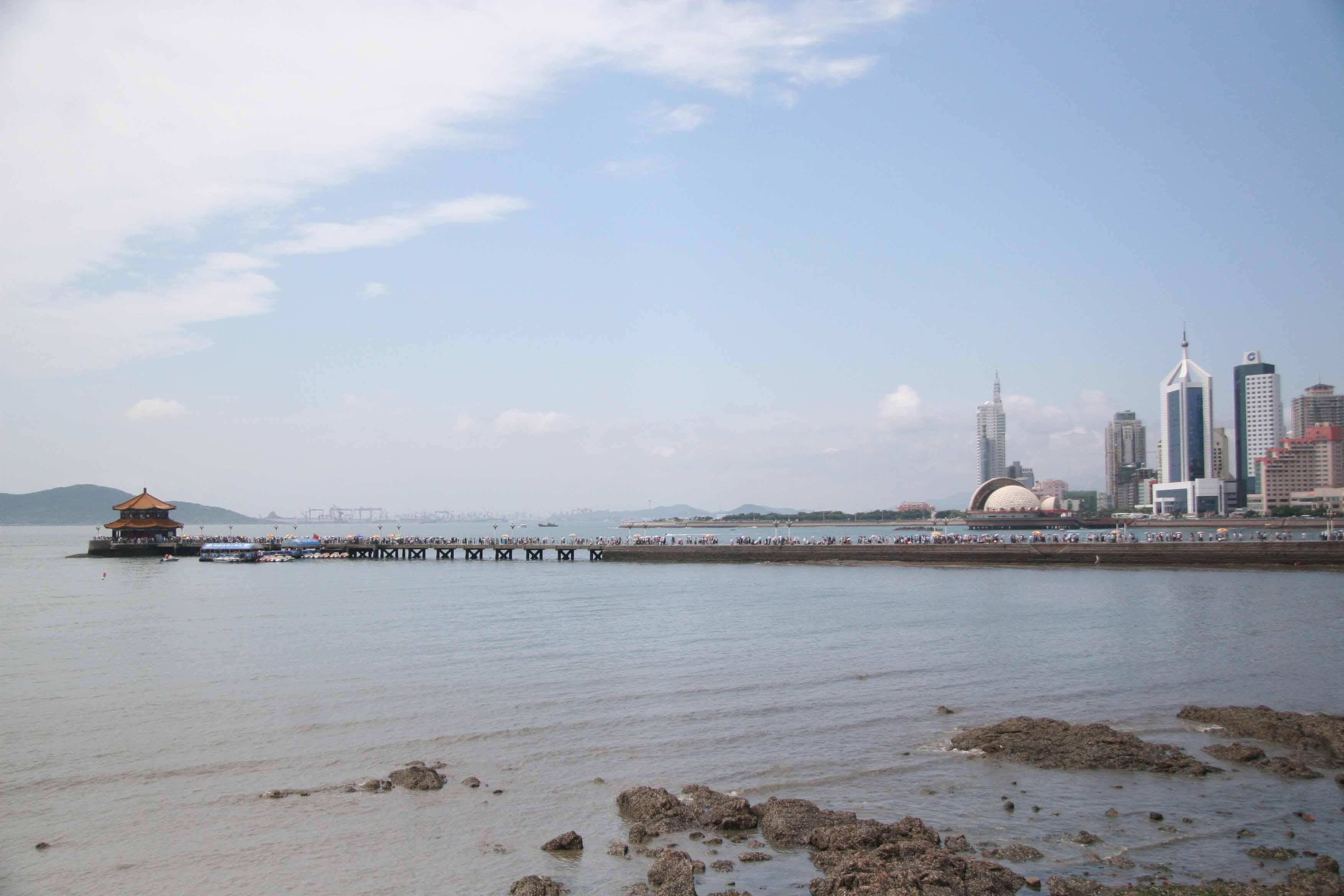 南京出发山东旅 游  青岛 蓬莱烟台威海 四  日  游 (康辉国旅); 青岛
