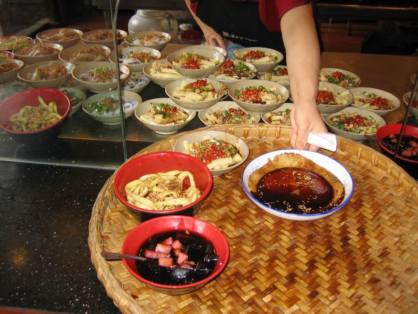 暑期美食:有滋有味天津小吃;图片