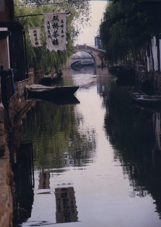 周庄攻略江南行_苏州旅游攻略传妖捉水乡图片