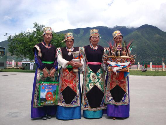 """西藏行之林芝""""药洲""""米林"""