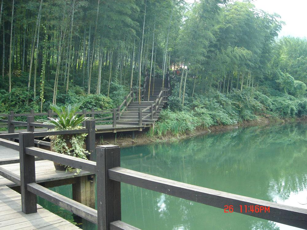 (南山竹海-静湖)