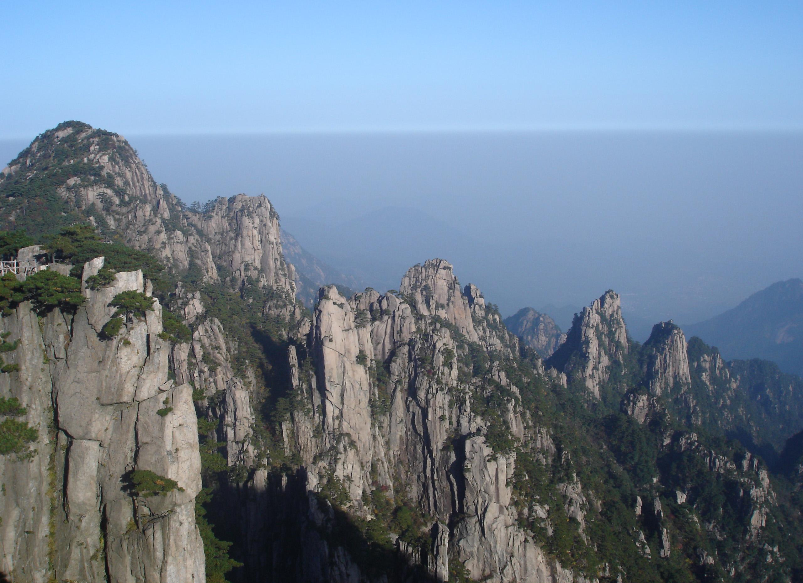 黄山の画像 p1_30