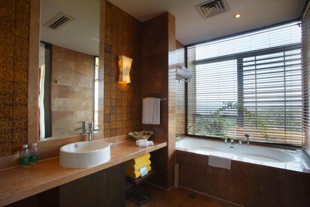 三亚亚龙湾红树林度假酒店家庭套房——送给我最特别