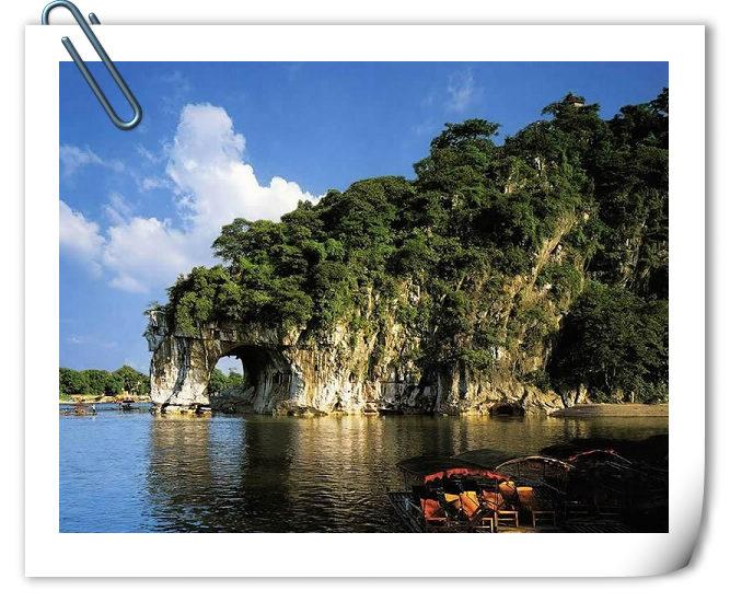 桂林景点7天自由行长沙游玩大全山水攻略图片