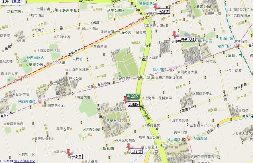 外滩-陆家嘴——上海地标性建筑区一日游必须游到的地点是:苏州河外白